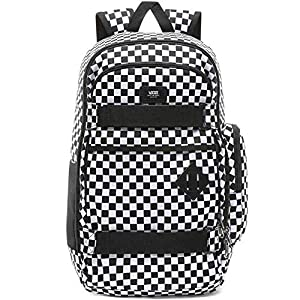Vans Transient III Ska Checkerboard Mochila Unisex Negro