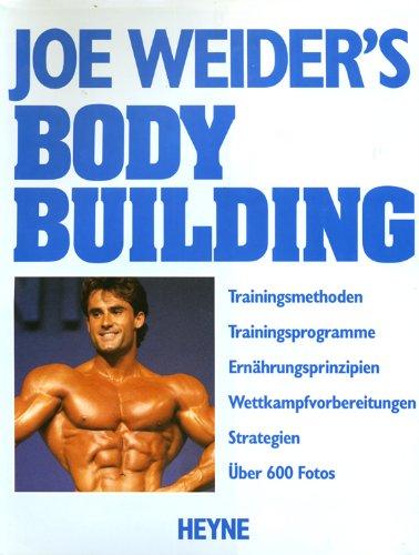 Preisvergleich Produktbild Joe Weider's Bodybuilding