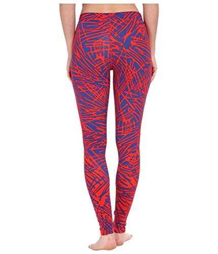 Nike-Leg A-See-Aop FTW Collant pour femme Rojo / Negro (University Red/University Red/Obsidian)