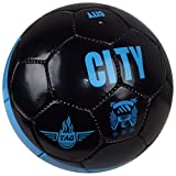 #8: TAG Man City Football - Size: 5, Diameter: 26 cm  (Pack of 1, Multicolor)
