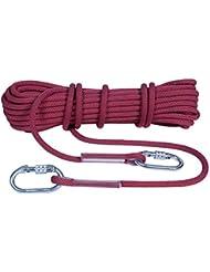 ROBAG 10.5mm resistente al desgaste de alta altitud operación de la cuerda al aire libre velocidad de subida de tensión de cuerda de seguridad 25KN / 2500kg , B , 20m