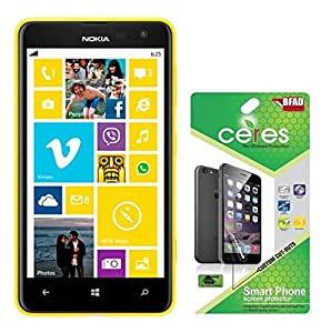Ceres AquaShieldz Ultra Clear Screen Guard Protector For Nokia Lumia 625 (Pack Of 2)