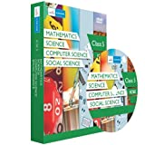 #8: Edurite DVD for ICSE class 5 Mathematics, Science, Computer Science, Social Science Combo