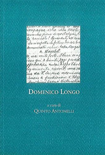 Domenico Longo. Diari, 1915-1917
