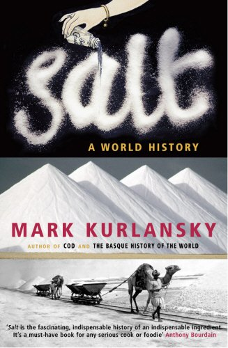 Salt par Mark Kurlansky