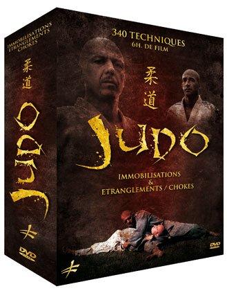 3 DVD Box Judo 340 Techniken -
