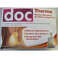 DOC THERMA Wärme-Umschlag bei Rückenschmerzen 2Stück preisvergleich bei billige-tabletten.eu