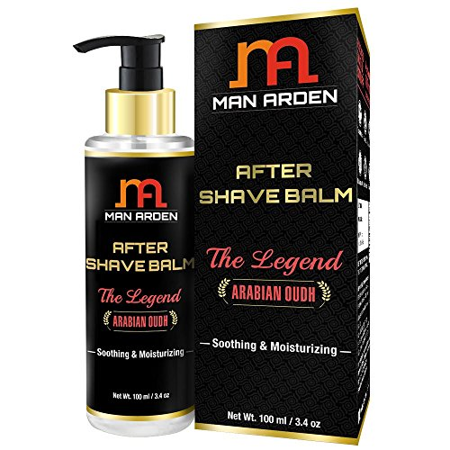 Man Arden Soothing and Moisturizing After Shave Balm - 100 ml (the Legend)