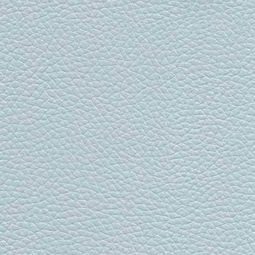 StoffConcept Kunstleder Bronco Ice.Blue PVC Wasserdicht Outdoor Leder Wasserbeständig Muster - Bronco Leder