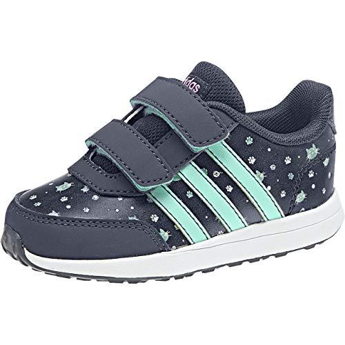 adidas VS Switch 2 CMF INF, Zapatillas de Deporte Unisex niño, Azul...