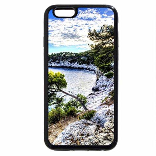 iPhone 6S / iPhone 6 Case (Black) CALANQUE DE PORT-MIOUCassis, France