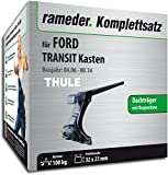 Rameder Komplettsatz, Dachträger SquareBar für Ford Transit Kasten (116151-05572-1)