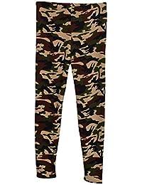 S&LU tolle, warme Damen Thermo-Leggings in verschiedenen schönen Designs Übergröße XL-5XL