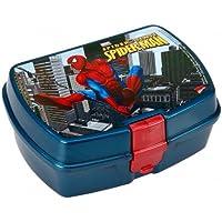 Undercover SP11990 - Brotzeitdose Spiderman preisvergleich bei kinderzimmerdekopreise.eu