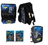 IRPot–Kit école Batman à dos 160652+ Trousse 160666+ Journal