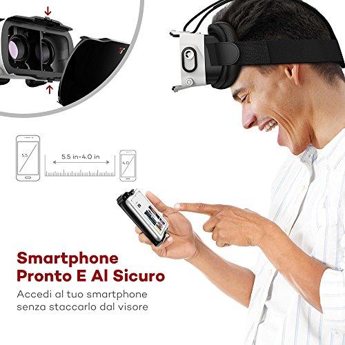 Occhiali VR 3D TaoTronics