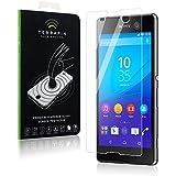 Sony Xperia M5 Accessoires, Terrapin Verre Trempé LCD Protecteurs d'écran pour Sony Xperia M5 Coque