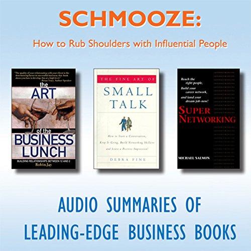 Schmooze  Audiolibri