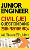 JE CIVIL Question Bank 2000+ MCQs (?????? ???????? ?????)