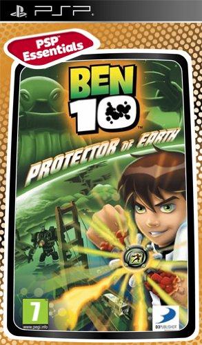 Ben 10: Protector Of The Earth [Importación italiana]