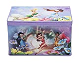 Disney Fairies Collapsible Fabric Toy Box