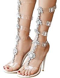 390c7aae8 Amazon.es  Los Blancos - 37   Sandalias de vestir   Zapatos para ...