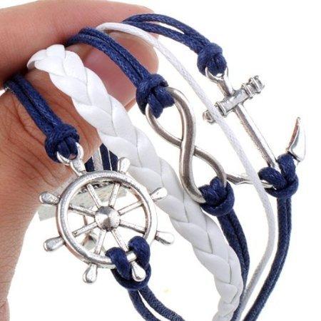 coco-digital-anchor-leather-rope-bracelet-retro-rudder-ancho-bracelet