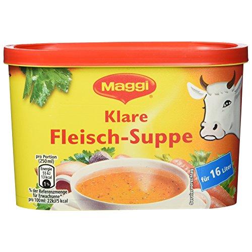 Maggi Klare Fleisch-Suppe, 320 g