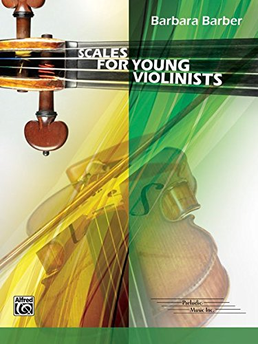 Scales for Young Violinists par Barbara Barber