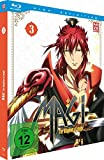 Magi - The Kingdom of Magic - Box 3 [Blu-ray]