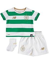 Celtic FC 17/18 Hogar Infantil Kit De Fútbol - Blanco/Verde