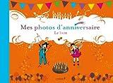 Mes photos d'anniversaire, le livre