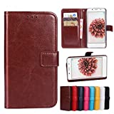 Funda® Flip Wallet Case for BQ Aquaris X/BQ Aquaris X Pro