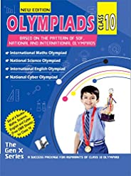 Olympiad Value Pack Class 10 (4 Book Set): Vol. 1