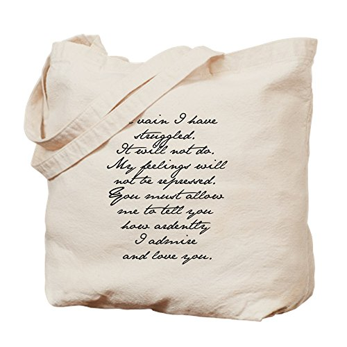 Cafe Bag Press Tote (CafePress 5 Jane Austen Prop... Tote Bag - Standard Multi-color by CafePress)