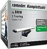 Rameder Komplettsatz, Dachträger Pick-Up für BMW 5 Touring (111287-08762-1)