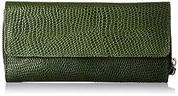 Hidesign Womens Wallet (Green)