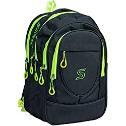 Sara School Backpack- Black