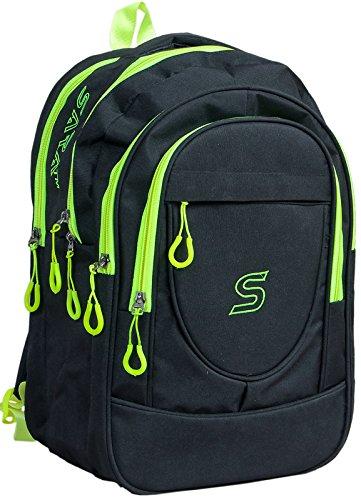 Sara School Backpack- Black