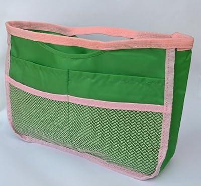 Bolso de mano / Organizador para usos diversos (lenceria, viajes, objetos varios) Dimensione : 27 X 9 cm