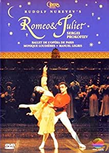 Prokofiev: Romeo & Juliet [DVD] [2001]