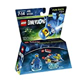 Cheapest LEGO Dimensions  The LEGO Movie  Benny Fun Pack on PlayStation 4