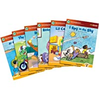 LeapFrog 22331 LeapReader Book Set: Learn To Read Volume 2 Phonics - Long Vowels (Works with Tag)