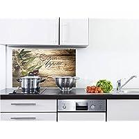 Suchergebnis auf Amazon.de für: spritzschutz herd: Küche, Haushalt ...