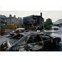 Photographic Print of Broadwater Farm Riot