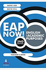 EAP Now! English for academic purposes Teachers book Spiralbindung