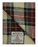 Harris Tweed-Stoff, 100% Reine Wolle, mit Etiketten, 75 x 50 cm Oct203 – Siehe die ganze Reihe von Harris Tweed im fatfrog.uk.online Amazon Shop