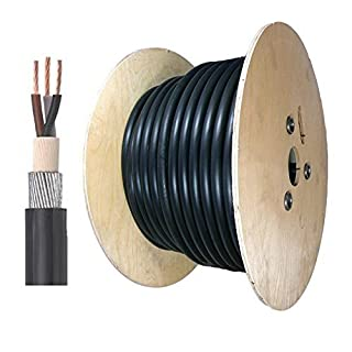 1.5MM 3 CORE SWA ARMOURED CABLE 50 METERS 6943X