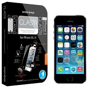 iPhone 5 Screen Protector GLAS.tR Premium Tempered: Amazon