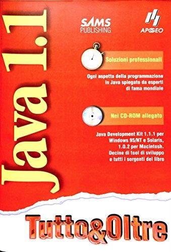 Java 1.1. Con CD-ROM